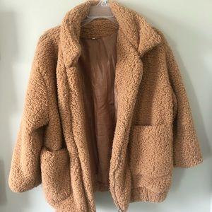 Jackets & Blazers - Teddy Coat